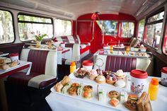 The all new BB Afternoon Tea Bus Tour will be launching in April 2014. The Original, unique and only Afternoon Tea on a classic Routemaster Bus. Book a place on our classic vintage London double decker bus from the 1960's and be transported back in time around the best sights [...]