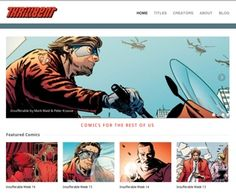 ePublishing Platform for the Comics of the Future
