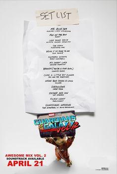 Tra i motivi del successo ottenuto da pubblico e critica da Guardiani della Galassia c'era la straordinaria colonna sonora, intitolata Awesome Mixtape, che all'interno del walkman di Star Lord (Chris Pratt) mescolava canzoni pop anni '80 in grado di trascinare il pubblico. Anche Guardiani della Galassia vol. 2 non poteva esimersi dall'avere una colonna sonora di tutto punto che sarà disponibile a partire da domani e di cui potete leggere la tracklist a fine articolo. Una soun...