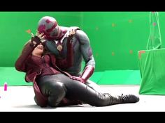 CAPTAIN AMERICA: CIVIL WAR Gag Reel Bloopers & Outtakes (2016) Marvel Mo...