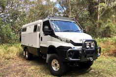 Peter & Judy's Earthcruiser - EarthCruiser Australia Iveco 4x4, Iveco Daily 4x4, Motorhome Conversions, Camper Van Conversion Diy, Off Road Camper, Truck Camper, Batman Car, Adventure Campers, Cool Jeeps