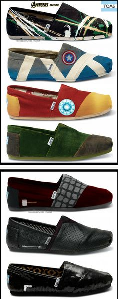 avengers edition toms.