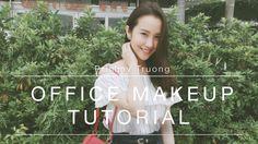 OFFICE MAKEUP | TRANG ĐIỂM CÔNG SỞ - PRIMMY TRUONG