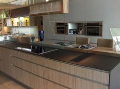 Our kitchen, from Valcucine