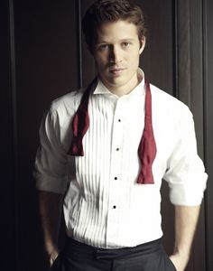 Zach Gilford. @Megan Swim: you could see this if you watch Friday Night Lights!