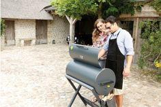 Boretti Fuori Buitenkeuken Barilo (Houtskool) #BBQ