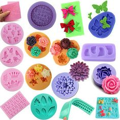3D-Silicone-Fondant-Embossing-Mold-Mould-Sugarcraft-Baking-Tools-Cake-Decoration