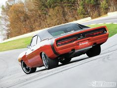 1969 Dodge Charger Maintenance/restoration of old/vintage vehicles: the… Dodge Muscle Cars, Custom Muscle Cars, Custom Cars, Us Cars, Sport Cars, Rat Rods, My Dream Car, Dream Cars, Dream Auto