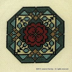 Find out how to get the free pattern. Cross Stitch Tree, Cross Stitch Needles, Cross Stitch Heart, Cross Stitch Borders, Cross Stitch Flowers, Cross Stitch Designs, Cross Stitching, Cross Stitch Embroidery, Cross Stitch Patterns