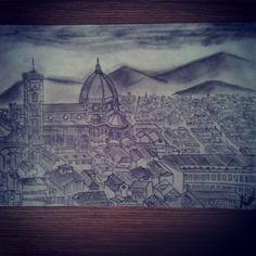 #SantaMariedelFiore #Floransa #İtalya #katedral
