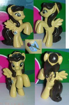 Princess Belle: A Disney Pony by TianaTinuviel.deviantart.com on @deviantART