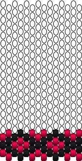 peyote pattern bracelet toho pepitka