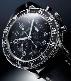 Breguet Type XX Aéronavale Limited Edition Watch For 2010 3803ST/92/3W6
