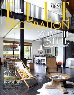 Cover 3 - 2013   ELLE Decoration NL