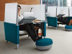 Introducing the Brody WorkLounge. Designed to be good for your body and good for your brain.