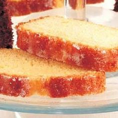 Mary Berry's Lemon Drizzle Cake @keyingredient #cake