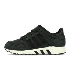 Adidas Originals EQT Coming Out Guidance 93 top Quality Black/Black/White B25925