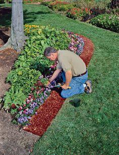 Garden edging - need to measure