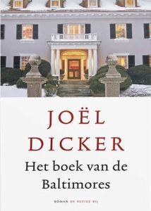 Joël Dicker - Het boek van de Baltimores Haalt het niet bij Harry Quebert, maar familiegeschiedenis van de Goldmans leest wel lekker weg.