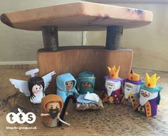 Nativity cork characters...15 corking craft ideas.  Who knew corks could be so versatile? If you ever needed an excuse to crack open a bottle of prosecco (or four…) these cute cork crafts are it. We'll show you just how easy it is to create budget-friendly resources for story-telling, small world play, maths games (who wouldn't enjoy sorting and counting with ninja turtles?) and much, much more.
