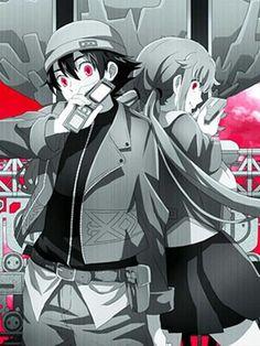 Mirai Nikki - Yuki and Yuno