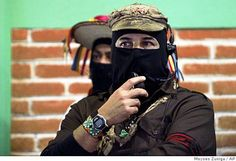 Mexico - Zapatista Army of National Liberation