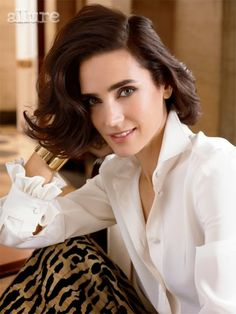 Jennifer Connelly for Allure US, February 2014