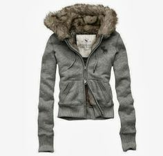 Cute and Warm Ladies Mini Hoodie Click for more