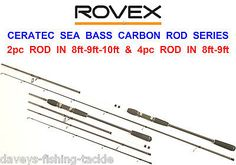 Rovex ceratec sea bass rod #series lure #spinning #plugging travel pike trout per,  View more on the LINK: 	http://www.zeppy.io/product/gb/2/400825925201/