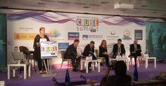Concluye un excelente International Cruise Summit Reunió a los actores más importantes de la industria de cruceros 19 Noviembre 2015 Durante dos días Madrid se ha convertido en el mejor escaparate del sector de los…