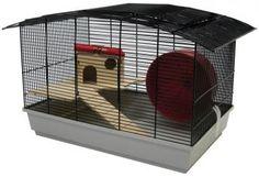 """Mit dem Mäuse- und Hamsterheim Florina """"M"""" sind sie für die Haltung von kleinen Nagern perfekt ausgerüstet. Auch in einer größeren Version Florina """"L"""" bei uns im Shop erhältlich."""