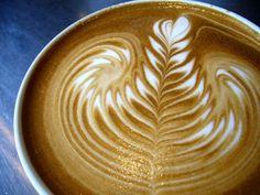How To Make Latte Art, Latte Art Tutorial - http://www.ratemyrosetta.com/how-to-make-latte-art.php
