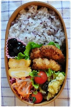 Small idea food and beverage Recipes news Japanese Lunch Box, Japanese Food, Healthy Lunches For Work, Tostadas, Little Lunch, Japanese Kitchen, Bento Box Lunch, Asian Cooking, Aesthetic Food