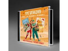 PIESNE Z DVD SPIEVANKOVO 1 a SPIEVANKOVO 2  Na vaše želanie sme na toto CD zaradili všetky piesne z prvých dvoch DVD Spievankovo a Spievankovo 2. Aby ste nás mohli nielen vidieť, ale aj počúvať napríklad na cestách autom...