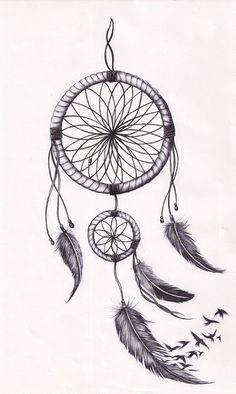 Stunning Dreamcatcher Tattoos For Both Women & Men