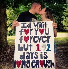 Military Homecoming signs. Sheesh I wish deployment was only 192 days