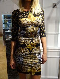 Robe Philipp Plein femme disponible dans la boutique algorithme la loggia  Strasbourg 17d6d371863d