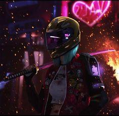 Cyberpunk & Neon Lights
