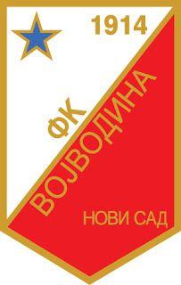 Logos Futebol Clube: Fudbalski Klub Vojvodina Novi Sad