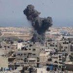 Roket Israel Sasar Rumah Relawan Indonesia