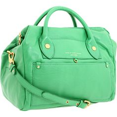 marc jacobs preppy leather pearl bag