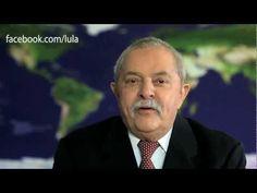 Lula lança página no Facebook e grava vídeo para divulgá-la