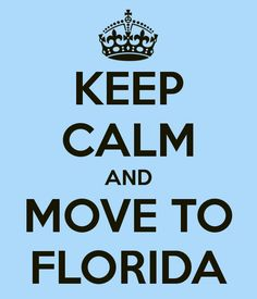 Yes, just move to Florida!--Nautica Real Estate has many homes and condos for sale in Florida.  Call 888-501-6003 or email at nauticarealty@gmail.com.  Current listings will be sent upon request.