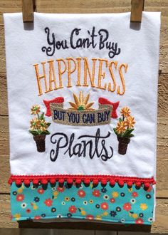 You Can't Buy Happiness by seechriscreate on Etsy
