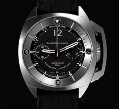 Founded in 2010, SuisseMecanica is an independent manufacture based in Chaux-La-Founds which presented one of the most interesting diving watches collection at BaselWorld 2013. The collection was originally introduced at Belles Montres in November 2012 in Paris but, of course, BaselWorld reached a larger audience.