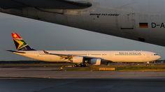 South African Airways Airbus