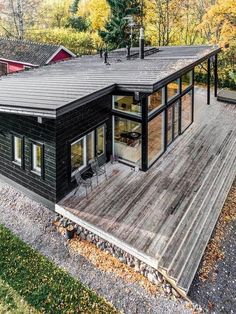 These log cabins from Finland are surprisingly sleek — USA TODAY - Log cabin homes - Small Log Cabin, Tiny House Cabin, Tiny House Design, Cabin Homes, Log Homes, Modern House Design, My House, Cottage House Designs, Modern Log Cabins