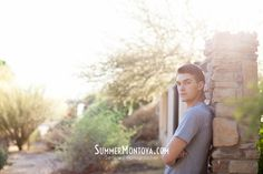 Summer Montoya Photography. senior guys. arizona senior photographer