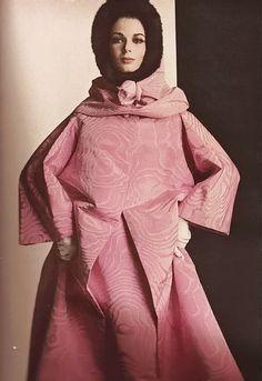 Vogue 1961 Nina Ricci