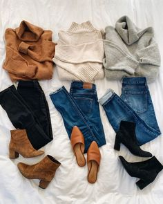 Lilly & Grant – Cozy Fall 2019 Outfits , Lilly & Grant – Cozy Fall 2019 Outfits , Mode – Style Source by trendymood Mode Outfits, Trendy Outfits, Ladies Outfits, Fall Winter Outfits, Autumn Winter Fashion, Autumn Casual, Autumn Fashion Women Fall Outfits, Simple Fall Outfits, Fall Fashion Trends